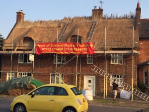 Re-Thatch Leicestershire