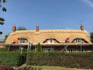 Packington Re-Thatch